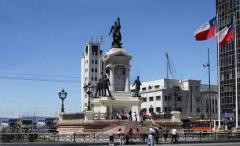 Santiago y Valparaiso