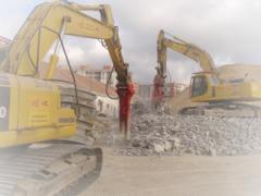 Demolicion Mecánica