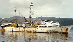 Reparaciones de Barcos Pesqueros Buena