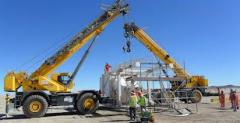 Servicio de Construcción y Montaje Industrial