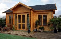 Casas Prefabricadas, Constratista Proyectos en madera