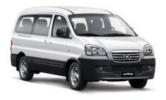 Arriendo de Vehiculos Minivan 9 Pasajeros