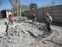 Servicio integral de demolición
