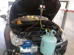 Reparo sistema aire acondicionado